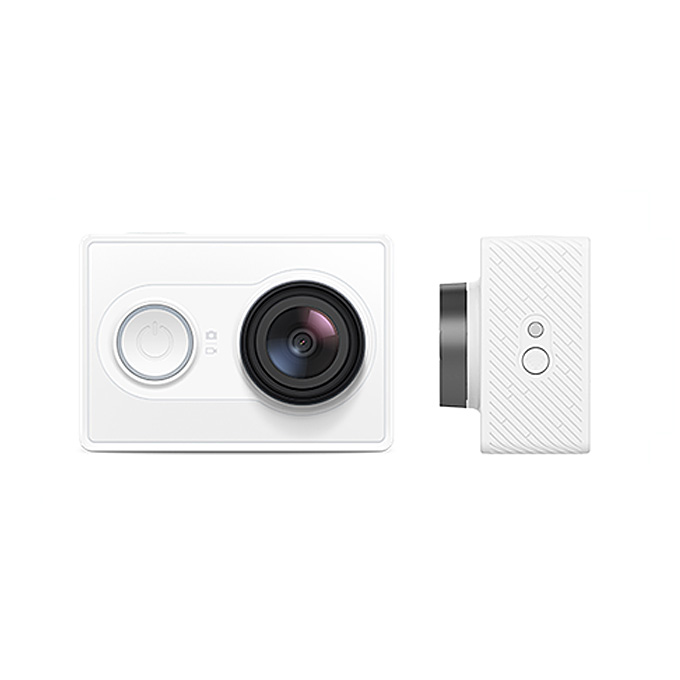 XiaoMi Yi Sports Action Camera+Accessories Kit+Dual charger Battery Case Belt : image 2