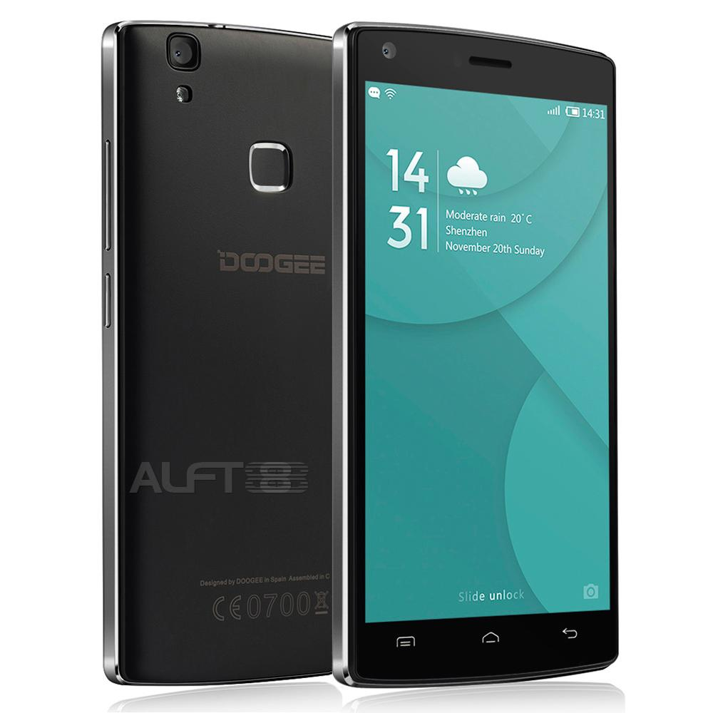 5,0'' DOOGEE X5 MAX 3G Mobile Smartphone Android 6.0 Quad Core 8GB 8MP 4000mAh : image 1